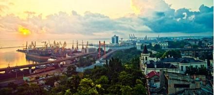 В брызгах моря и солнца. В Одессу надолго