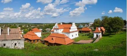 Первое казацкое государство. Чигирин - Субботов - Черкассы - Канев