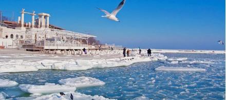 Просто хороший Новый год в Одессе