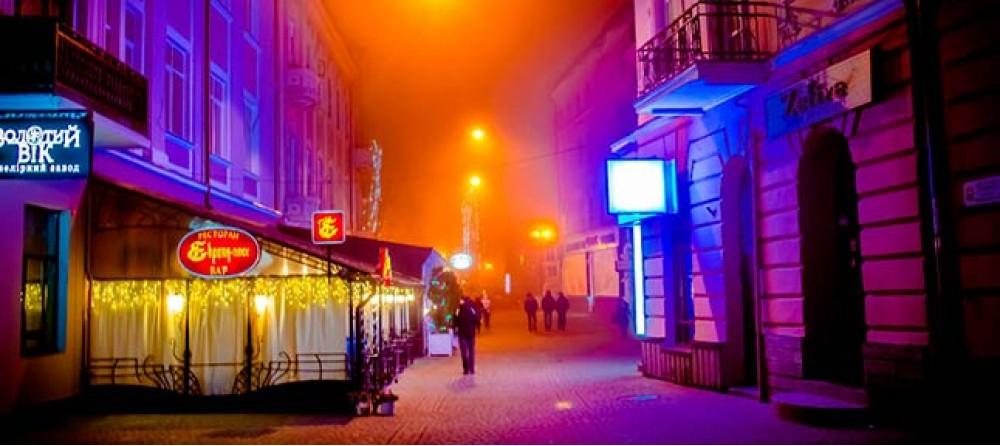 Рождественские вечерки на Подолье. Замки и монастыри