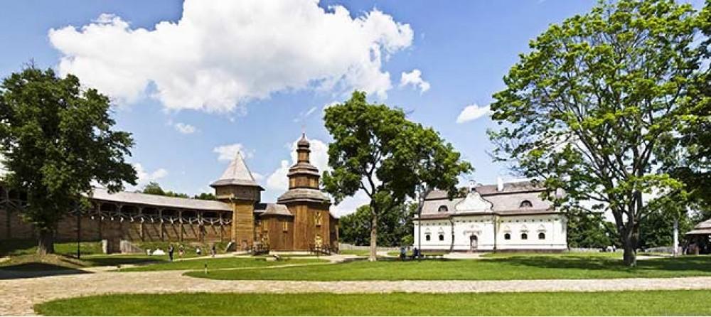 Гетьманская столица. Батурин