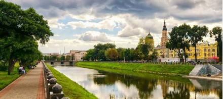 Купола Харькова. Православные храмы