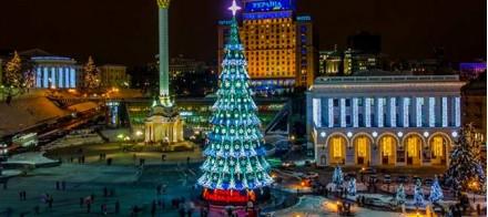 Новогодняя столица. На Елку в Киев!