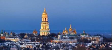 Город золотой. Монастыри и храмы Киева