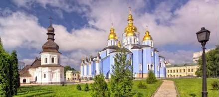 София и Софиевка. Киев - Умань