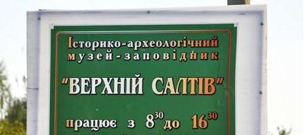 Салтовская культура. Верхний Салтов