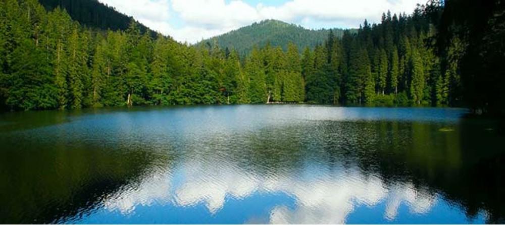 Водный мир Серебряной Земли. Закарпатье+SPA