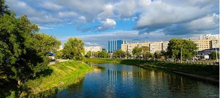 Жемчужины левобережной Украины