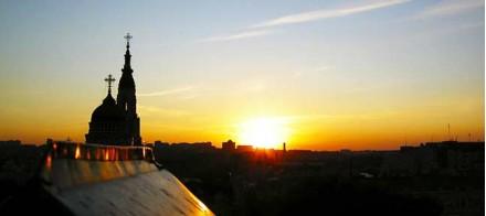 Первая столица. Харьков