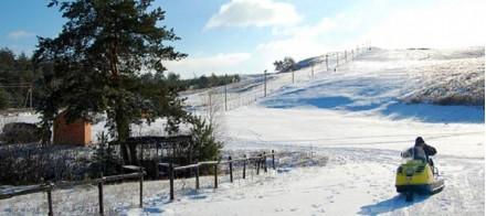 Зимняя сказка леса. Коробовы Хутора - Альпийская долина