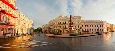 Я вам не скажу про всю Одессу. Необычная Одесса