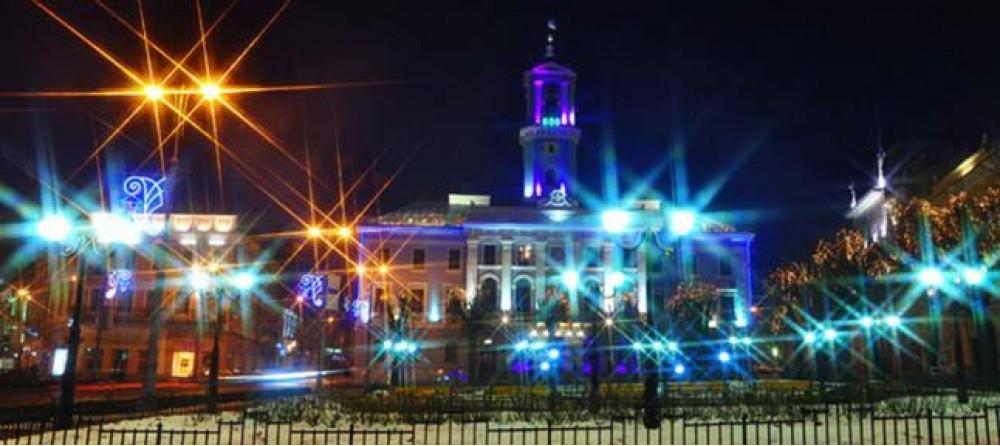 Новогодняя Буковина. Черновцы - Каменец-Подольский - Мигово