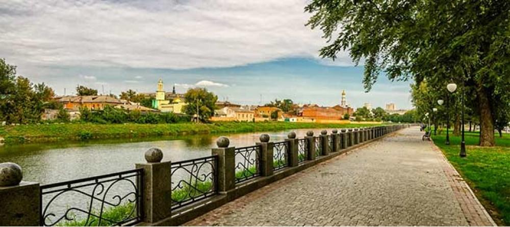 Hello, Kharkiv! Экскурсия на английском или французском