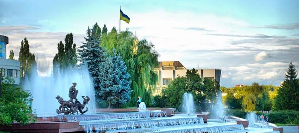 Город над Пслом. Сумы - Ахтырка