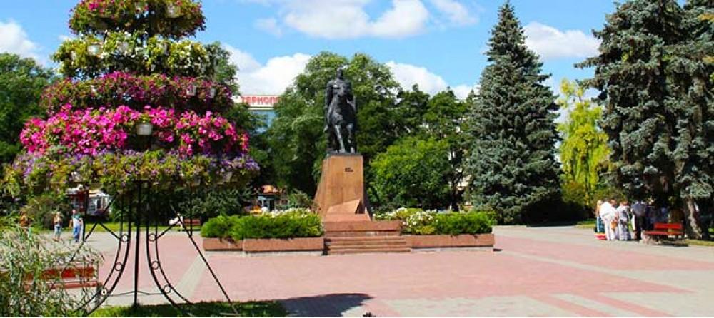 Карпатский блиц. Из Тернополя в Яремчу