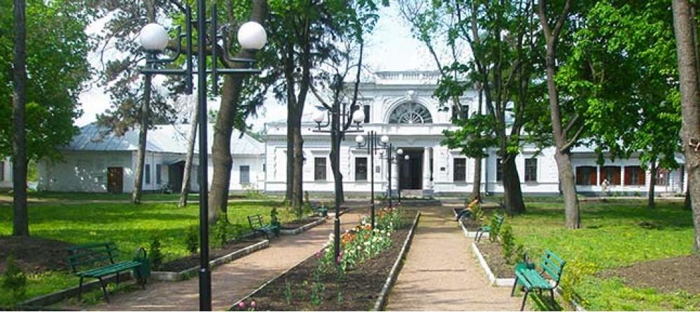 По бывшей Харьковской губернии. Ахтырка - Тростянец