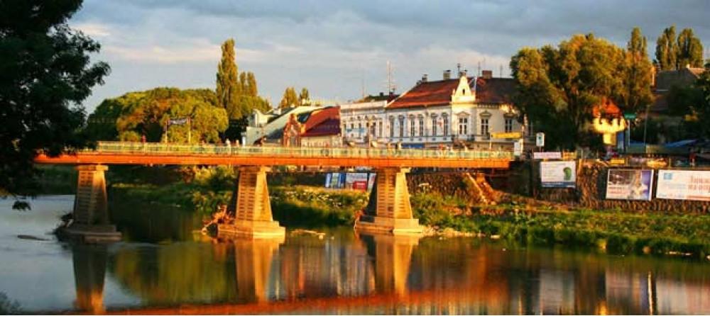 Замки Закарпатья и Львова
