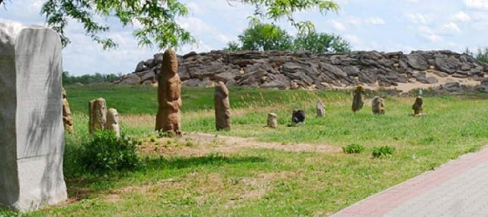 Заповедная Украина. Аскания-Каменная могила-Азов